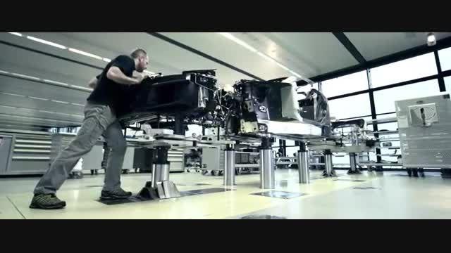 نگاهی به روند ساخت یک خودروی شگفت انگیز -بوگاتی ویرون