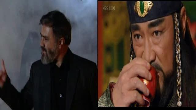 شباهت شگرف بازیگر کره ای با یک بازیگر ایرانی