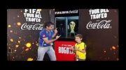 فوتبال جام جهانی ۲۰۱۴ و حواشی