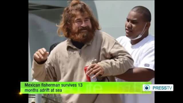پیدا شدن ماهی گیر مکزیکی پس از 13ماه