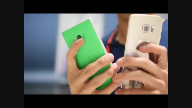 مقایسه گوشی هایSamsung Galaxy S6 edge وNokia Lumia 930