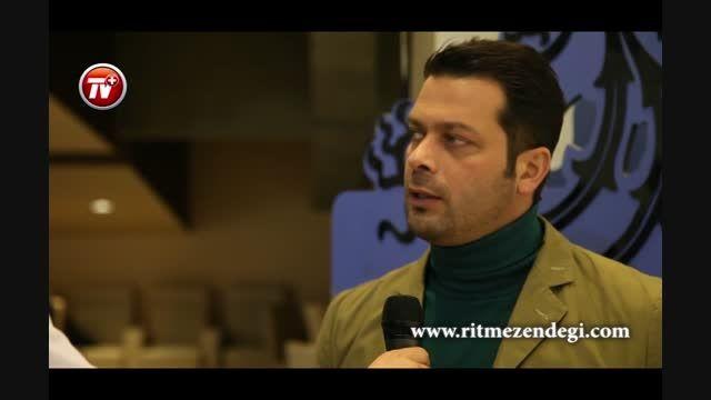 ساره بیات در حاشیه رونمایی از فیلم خبرساز «ناهید»