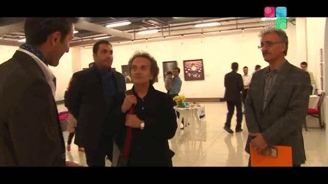 بازدید شهرداد روحانی از مجموعه اصفهان سیتی سنتر