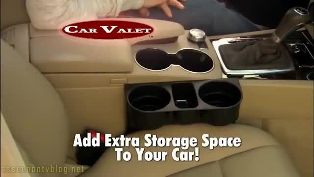 کنسول خودرو کاروالت CAR VALET مناسب برای همه خودروها