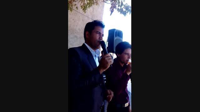 عباس چوپان در عروسی بهروز چوپان
