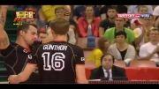 ایران 0 . 3 آلمان والیبال قهرمانی جهان ۲۰۱۴
