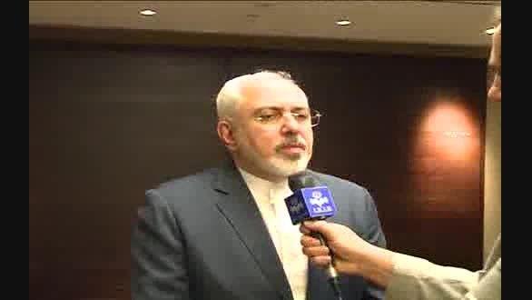 ظریف: راهکارهای دیگری به جای بازرسی ها پیگیری می شود