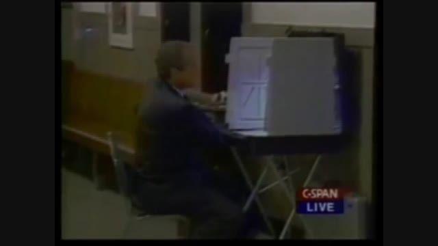 تقلب جرج دبلیو بوش در انتخابات ریاست جمهوری آمریکا