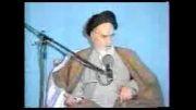 امام خمینی- یه دسته تو پاریس نشستند میگن ما میائیم!!!
