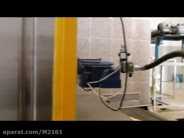 دستگاه تولید نان روغنی و بربری-شرکت آی کاران ابداع
