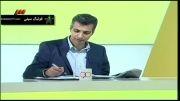 دروغ گو خواندن فرهاد مجیدی توسط کامران احمد پور در 90