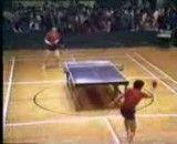 بازی بسیار زیبای پینگ پنگ برای گرفتن یك امتیاز