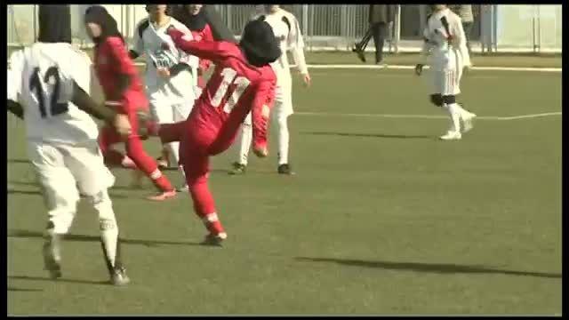 لیگ برتر فوتبال زنان افغانستان