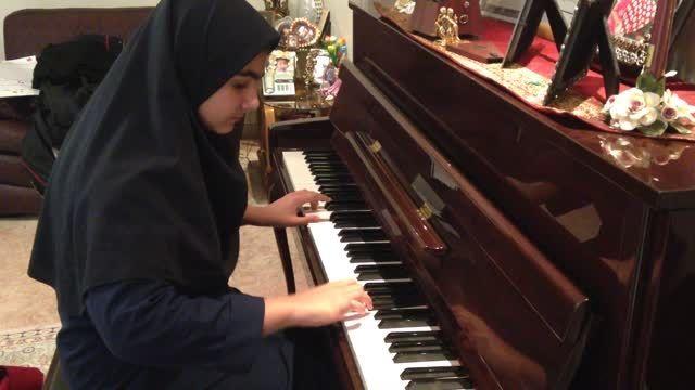 پیانیست جوان-آناهیتا تهرانی- 599, No.61