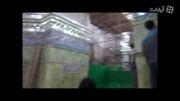 سفر جهادی دانشجویان دانشگاه امام صادق ع به سامرا