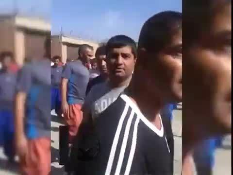 شورش در زندان قرلحصار در اعتراض به اعدام