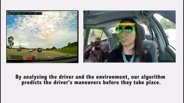 سامانه تشخیص خطای راننده قبل از وقع حادثه
