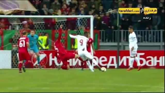 خلاصه بازی روبین کازان 0-1 لیورپول