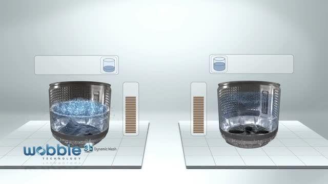 ابتکاری جدید در صنعت ماشین لباسشویی سامسونگ