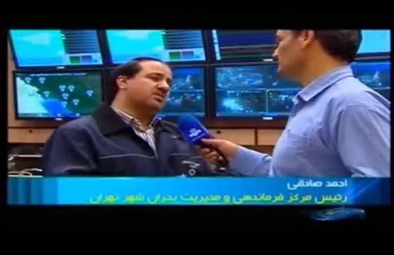 توفان مرگبار تهران و انتقادات به مسئولان مربوطه