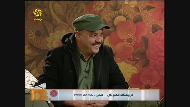 سعید آقاخانی و ساعد سهیلی در برنامه خوشاشیراز (بخش اول)