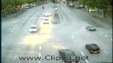 تصادف در بزرگراه