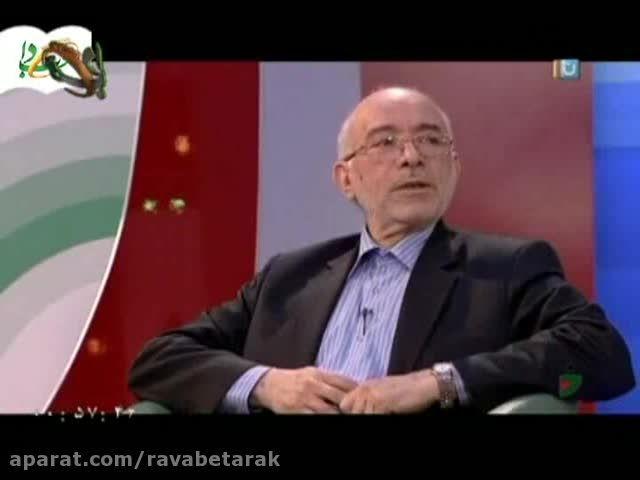 دکتر علی اکبرسیاری معاون بهداشت وزارت بهداشت در خندوانه