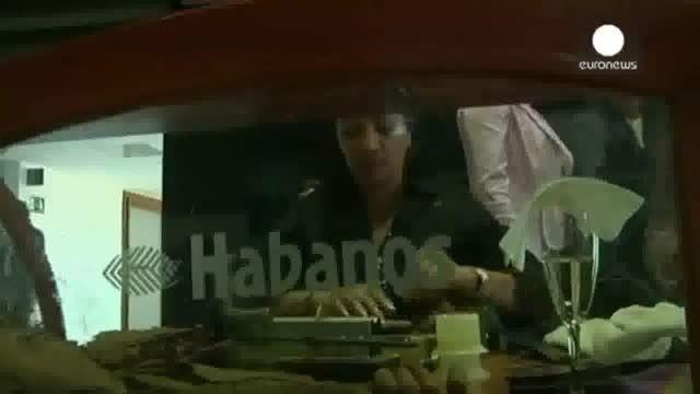 جشنواره سیگار برگ در هاوانا