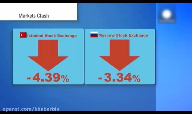 تاثیر تنش میان روسیه و ترکیه بر شاخص سهام