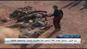 داعش 700 نفر را در سوریه اعدام کرد + عکس