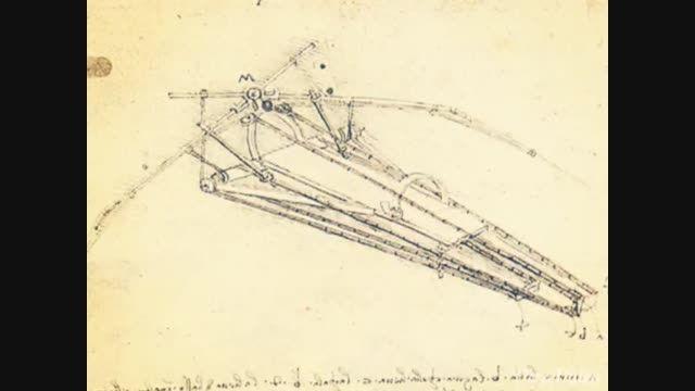 اختراع لئوناردو داوینچی در ایران