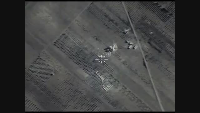 ترس فرار فرماندهان حکومت اسلامی داعش از حمله های روسیه