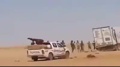 لحظه شهادت-سوریه-عراق-داعش