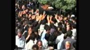اجتماع بزرگ مردم دانسفهان در تشییع روحانی خدمتگزار