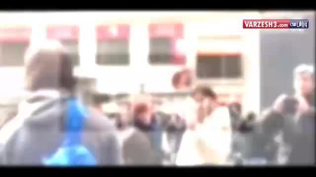 سورپرایز عجیب رونالدو در وسط خیابان!!!!!!!!!!