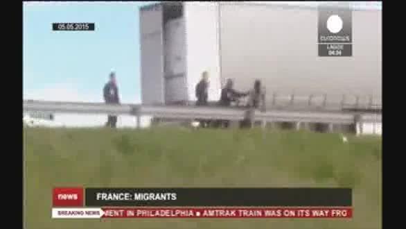 خشونت پلیس فرانسه بار دیگر دردسر ساز شد