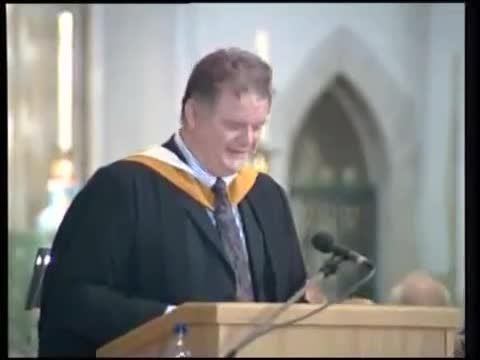 سامی یوسف-مراسم اهدا دکترای افتخاری- قسمت اول