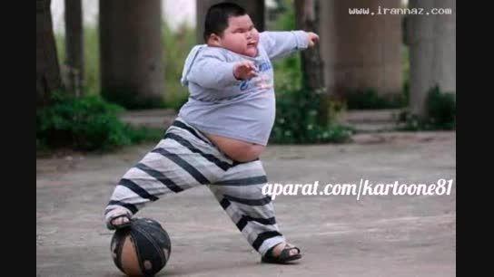رکورد چاق ترین بچه جهان // رکورد های گینس (2)