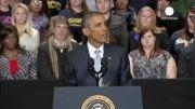 اوباما: آمریکا در کنار مردم فرانسه می ماند