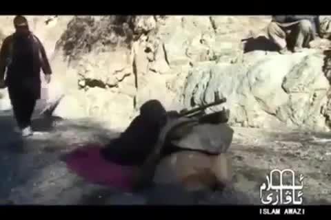 زنان داعشی در افغانستان خخخخخخ- عراق - سوریه