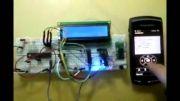 کنترل وسایل به وسیله ی گوشی و ماژول bluetooth