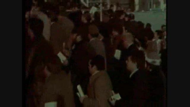 شعر خمینی ای امام در روز ورود امام خمینی به ایران