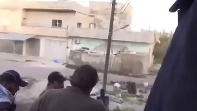 شکار خبرنگار الجزیره بدست تک تیر انداز سوری