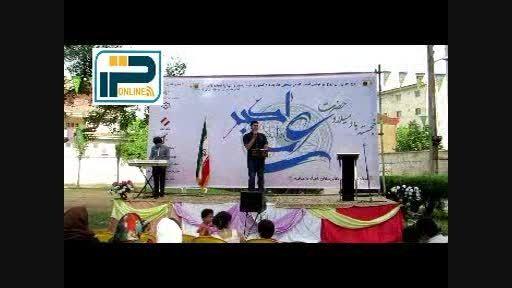 جشن بزرگ جوان در بوستان بهار رشت 2
