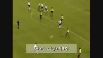 دروازه بان فوق فوق حرفه ای کلمبیا««جام جهانی 1995»»