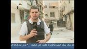 صحنه هایی از درگیری خانه به خانه ارتش عربی سوریه با تروریستهای مسلح