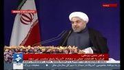 پرسش و پاسخ خبرنگاران در اولین کنفرانس خبری دکتر روحانی