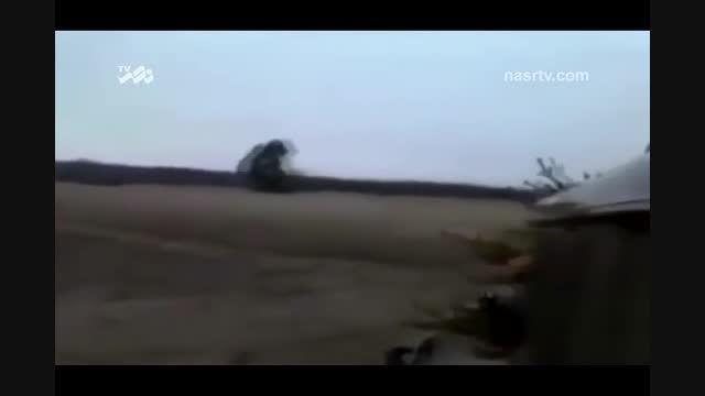 هدیه ارتش عراق برای تکفیری ها.انشاالله که خوششان بیاید