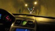 مازراتی در تونل نیایش