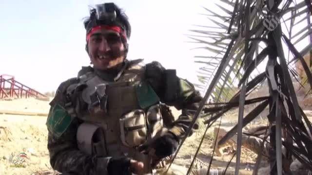 کشتن یک داعشی و خوشحالی جوان 20 ساله (18)